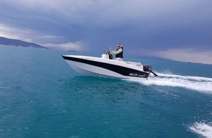 Rental Boat Moraitis
