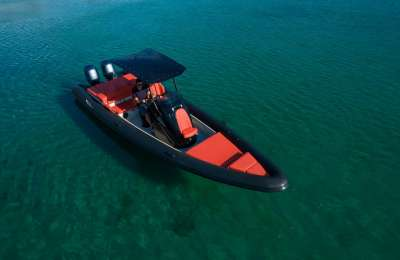 Ribco Rental Boat Moraitis 31