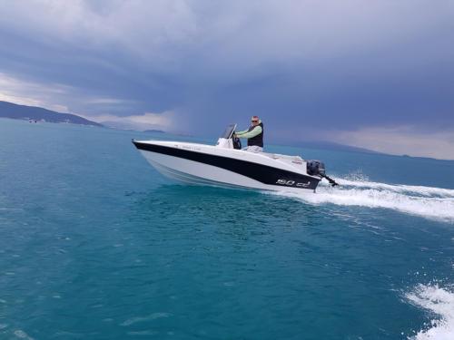 Rental Boat Athens Poseidon
