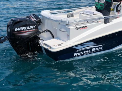 Rental Boat Moraitis Poseidon 2 Image 1
