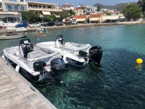 Rental Boat Moraitis Poseidon 2 Image 2