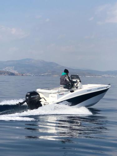 Rental Boat Moraitis Poseidon 2 Image 5