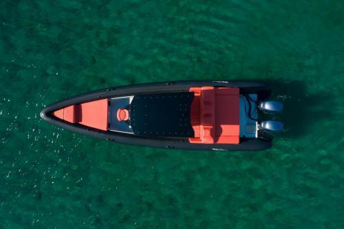 Ribco Rental Boat Moraitis 36