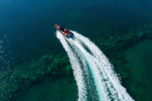 Ribco Rental Boat Moraitis 40