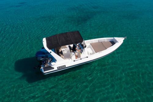 Winner Rental Boat Moraitis 21